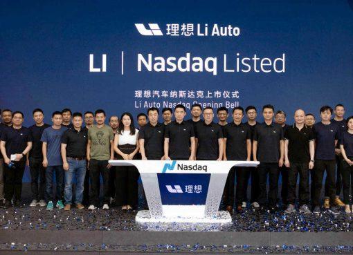 ナスダック上場の中国EV「理想汽車」:2025年までにシェア20%以上を狙う