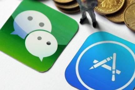 米WeChat取引禁止 iPhone販売台数も激減か