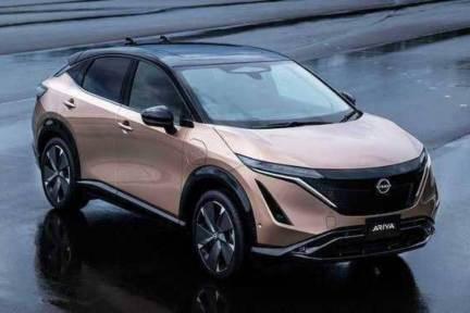 日産の新型EV「アリア」、21年に中国市場へ テスラ「Model Y」の対抗馬となるか