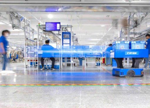 アリババ、新小売の次に「新製造」 元ユニクロ幹部が変革する次世代デジタル工場