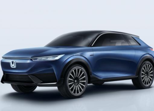 ホンダの最新BEV、北京モーターショーで世界初披露 中国法人が設計を主導