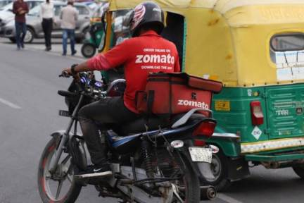 Uberインドを買収した「Zomato」が8500万ドルを調達、 アリババ「アント」も出資