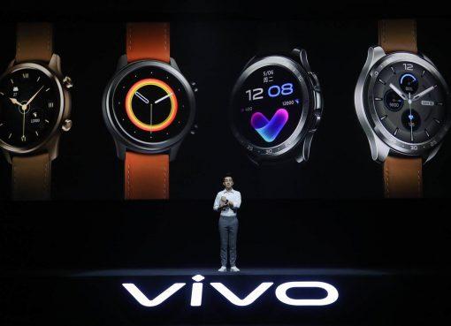 vivoがスマートウォッチを発表 2万円弱の価格で市場に殴り込み