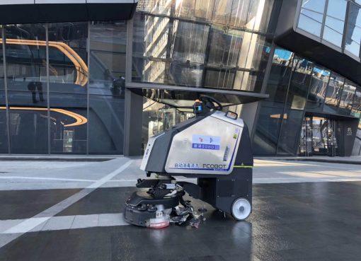 業務用清掃ロボットでトップを独走する「高仙機器人」、世界30ヶ国へ事業展開