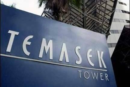 シンガポール政府系投資テマセク、保有する中国資産がコロナにより自国資産を超過か