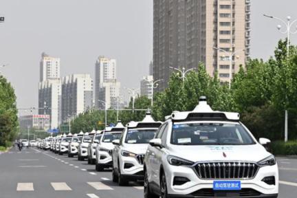 バイドゥ、北京で自動運転タクシー「Apollo Go」をリリース