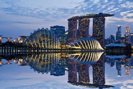 テンセント、シンガポールにアジア拠点を計画