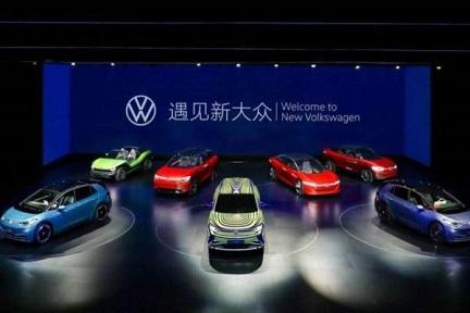フォルクスワーゲン、中国EVに1.8兆円の投資計画、新エネ車の現地化も