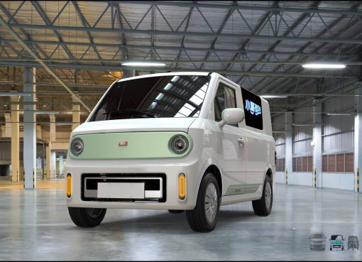 ECブームで需要急増、中国新エネ車メーカーが宅配専用車を開発 目指すは無人配送車の商用化