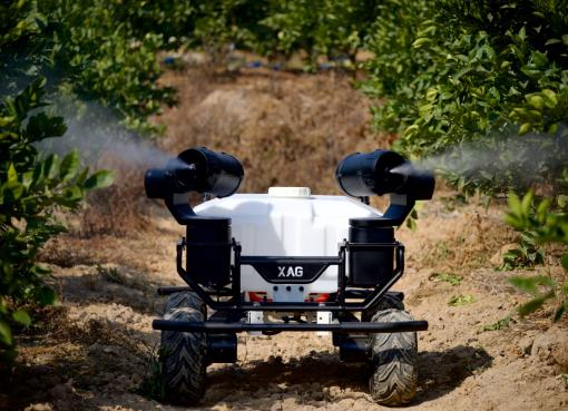 中国農業用ドローン「XAG」が業界最高額の190億円を調達、ソフトバンク・ビジョン・ファンド2号出資