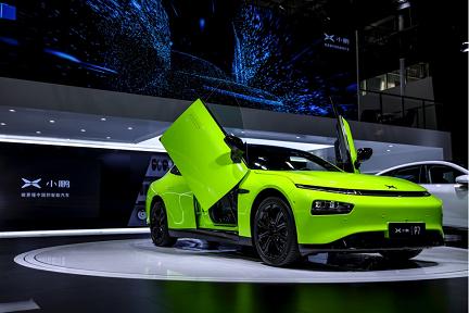中国新興EV「小鵬(Xpeng)」、約600万円の新型EV「P7」限定モデルの予約販売を開始