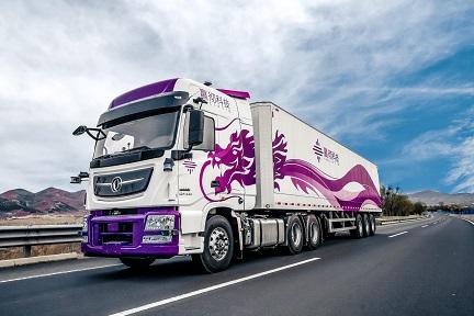 自動運転トラックの「嬴徹科技」、CATL等から約125億円を調達 商用化を加速