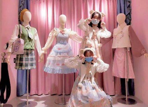 二次元ファッションのセレクトショップが8000万円調達 普段使いできるロリータ・JK風・ 漢服を実店舗で