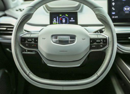 吉利汽車(Geely)がテンセントとも戦略的提携、スマートEVの開発を加速