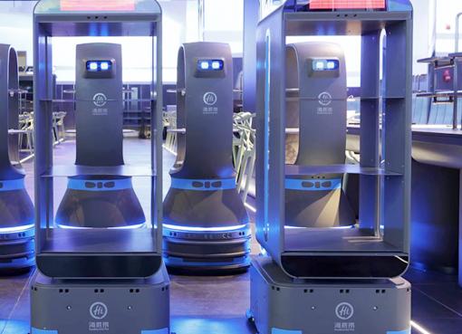 中国のサービスロボット「KEENON 」がソフトバンクから数十億円を調達 日本など海外進出を加速