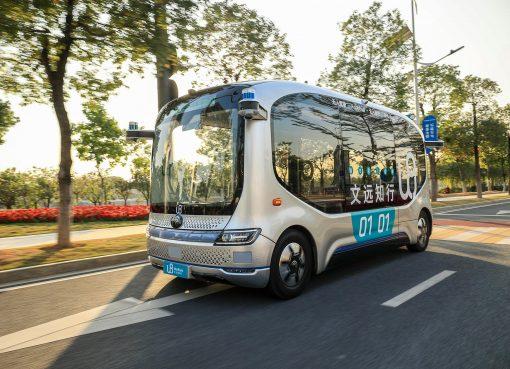 自動運転「WeRide」、シリーズBでの調達総額が320億円に 広州でミニロボバス試験運用を開始