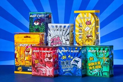 若者をターゲットとする機能性食品ブランド「BUFF X」:シリーズAで数億円を調達