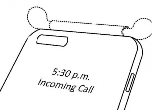 アップル、AirPodsの収納と充電ができるiPhoneカバーの特許を取得
