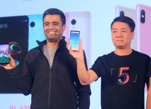 インド、中国アプリ禁止措置後も中国産スマホの人気拡大止まらず