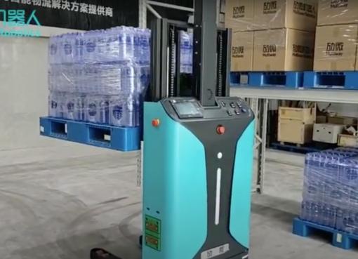 フォークリフトの自動化改造は最短2日間で 倉庫ロボット「Multiway Robotics」が数億円調達