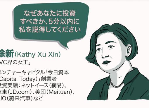 中国VC界にウーマンパワー。今、最も波に乗っている投資の女神は?