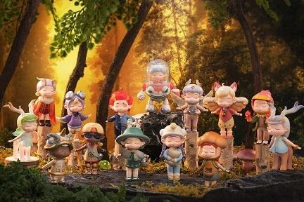 子ども向けキャラクターでアートトイも展開、新興IP企業がシリーズA+で約2億円を調達