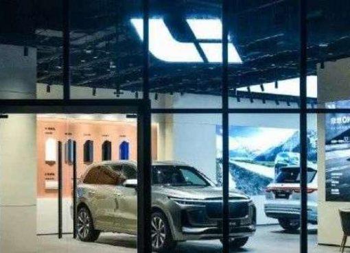 ナスダック上場の中国EV「理想汽車」:CEOが社員を鼓舞 2025年までにシェア20%以上を狙う
