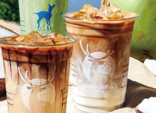 中国「luckin coffee」、不正会計からの軌道修正は順調 21年上期売上高は570億円