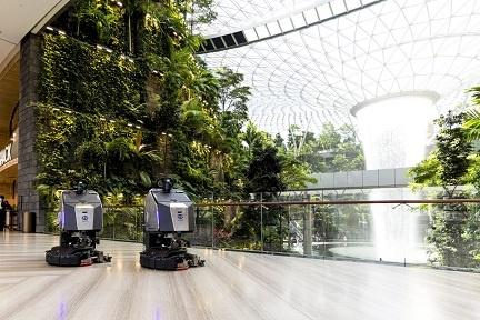 テンセントや美団が出資する業務用清掃ロボットメーカー、シリーズBで1億ドルを調達