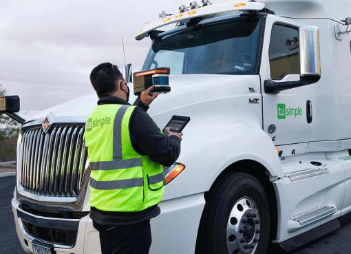 TuSimple(図森未来)、自動運転企業で世界初の上場 時価総額9000億円超