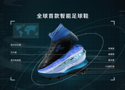 サッカー業界にもDXの波 中国、運動データを収集する「AIシューズ」を開発