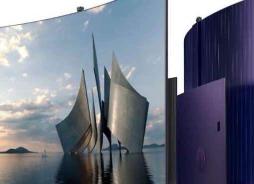 家電メーカー「スカイワース」、50万円の変形OLED大型テレビをリリース シェア48%
