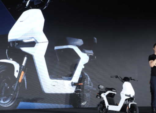 電動バイク大手「Niu(小牛電動)」新製品発表 年間販売台数600万台を目標に