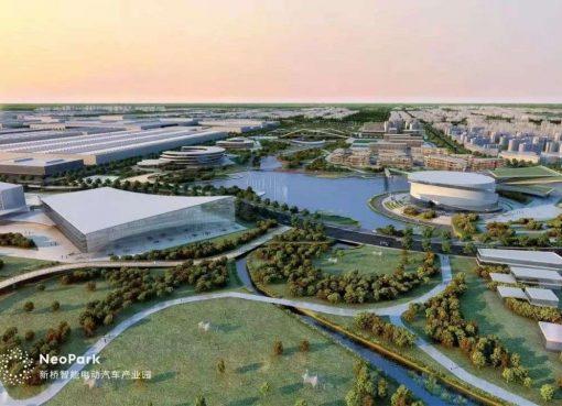 中国EV大手NIO、21年1Q決算は「史上最高」 年間100万台生産可能な工場を建設中