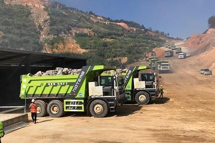 BEV大型トラック開発メーカーが約67億を調達、電動式建設機械の製品化を加速