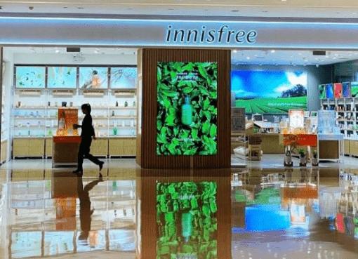 業績悪化の韓国コスメ「イニスフリー」、中国でも170店舗を閉鎖