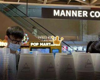 新興コーヒーブランド「Manner Coffee」、1店舗あたりの評価額がスターバックスの3倍 その秘密は(上)