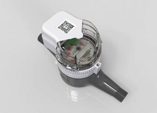 水道・電 気・ガスの検針を自動化 中国新興、外付け式スマートメーターを開発