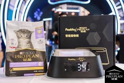 シャオミ系列のペット用スマートデバイスメーカー、ネスレ傘下のペットフードブランドと提携