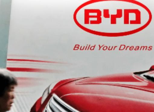 中国EV大手BYD、欧州で新エネ車事業スタート