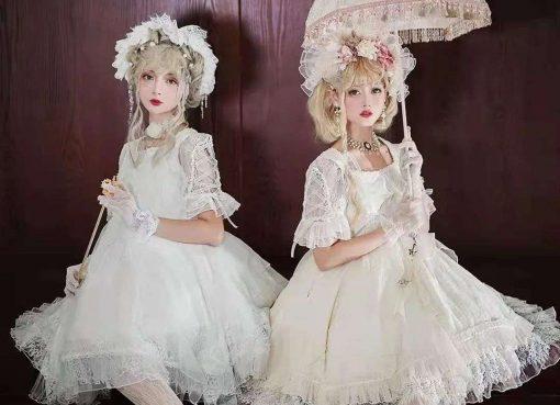JK制服人気に続くか 中国ブランドが注目するロリータファッション