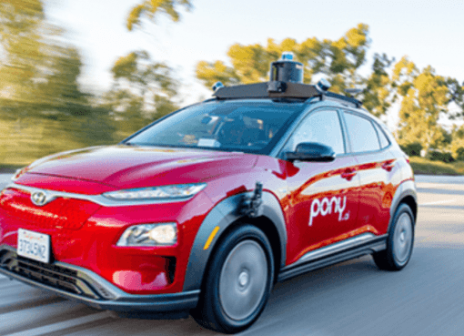 トヨタ出資の自動運転企業「Pony.ai」、自動車製造進出か