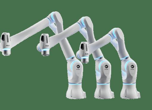 インテリジェント協働ロボット「Han's Robot」、コア部品は自社開発