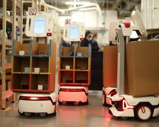 中国発物流ロボット「シリウス」を日本企業が続々と導入する理由